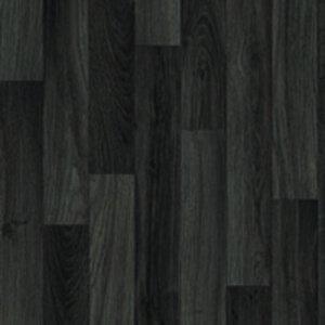 Vinyl Wood & Concrete anthracite 1005