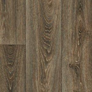 Vinyl Wood & Concrete brown 1008
