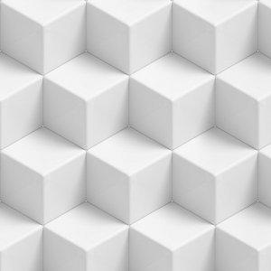 Cubik white