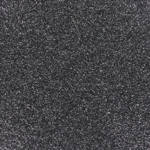 Expoglitter black with silver 0910